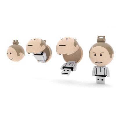 Image of The Ball USB people