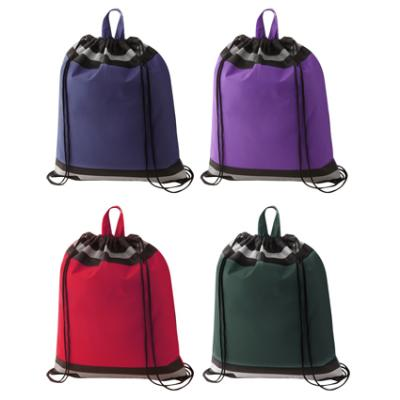 Image of Non Woven Reflective Sports Bag