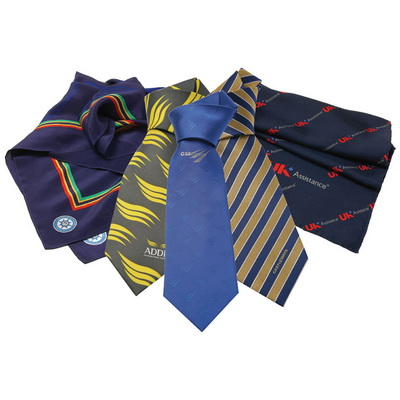 Image of Custom Made Ties and Scarves