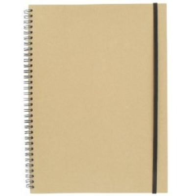 Image of Pocket Penelope Book - Canadian Bound Wirobound Notebook with Elastic Closure
