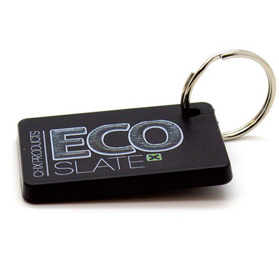 Image of Eco Slate Key Ring