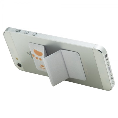 Image of Microfibre Sticky Cleaner Phone Stand