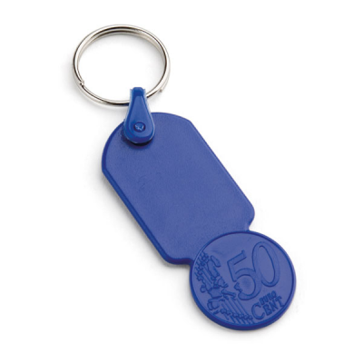 Image of ABS Trolley Coin Keyring V2