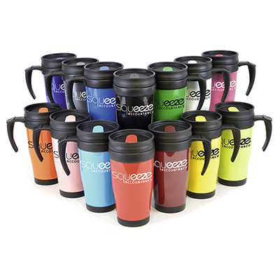 Image of Thermal Travel Mug 400ml