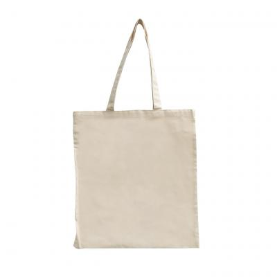 Image of Printed Cotton Shopper Bag