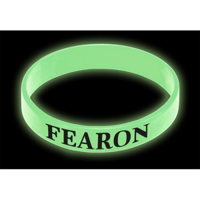 Image of Silicone Wristbands Glow in the Dark