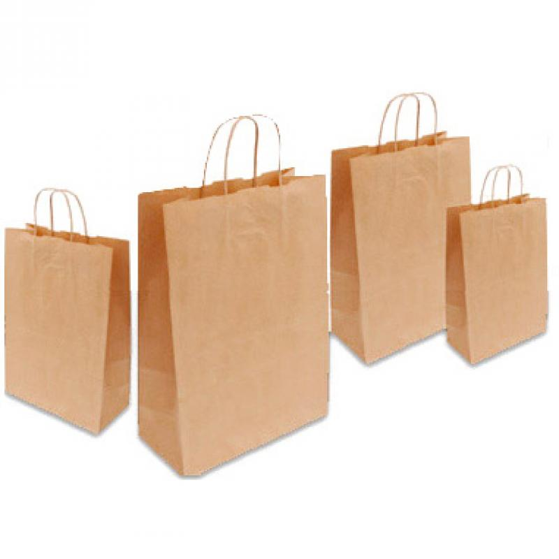 Image of Twist Handle Paper Bag