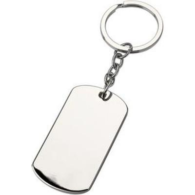 Image of Dog Tag Keyring