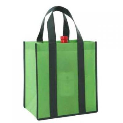 Image of Verdant Non Woven Bottle Bag