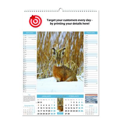 Image of Nature Notes Wall Calendar