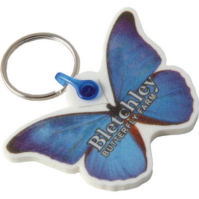 Image of Printed Foam Keyrings