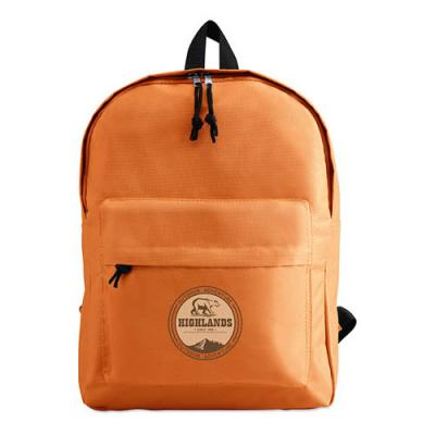 Image of 600D polyester backpack