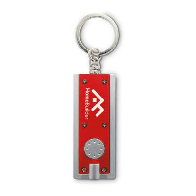 Image of LED torch key ring