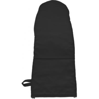 Image of Cotton/neoprene oven glove.