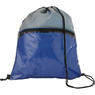 Image of Drawstring backpack.