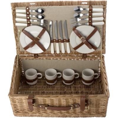 Image of Picnic basket for 4 people