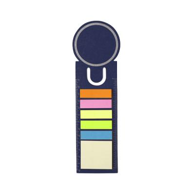 Image of Bookmark made from card