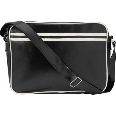 Image of PVC Messenger bag.
