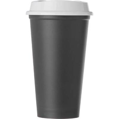 Image of Polypropylene 520ml capacity cup.