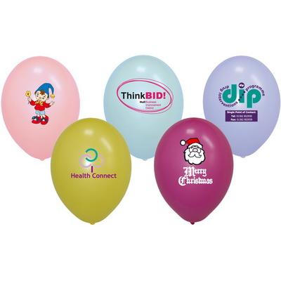 Image of 12 Inch Latex Balloons