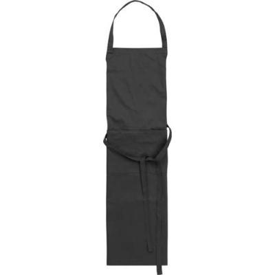 Image of Tetron cotton apron with two front pockets