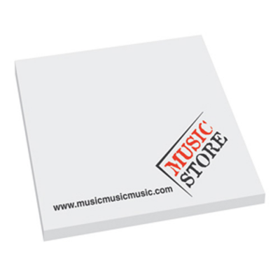 "Image of 3 x 3"" (75x75mm) Sticky Notes"
