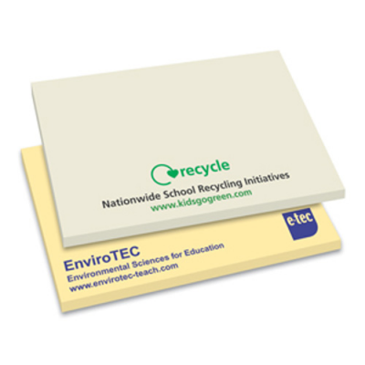 Image of Recycled A7 (100x75mm) Sticky Notes