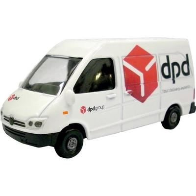 Image of Diecast Panel Van Model