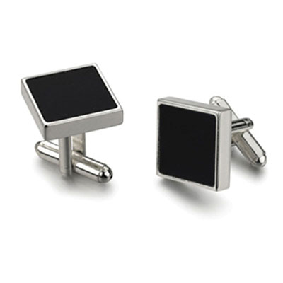 Image of Ebony Cufflinks