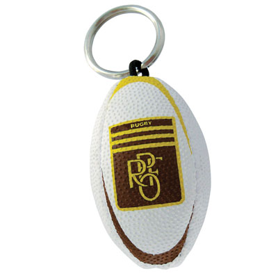 Image of Rugby Ball Key Ring