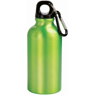 Image of Oregon drinking bottle with carabiner