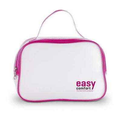 Image of Transparent cosmetic bag