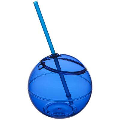 Image of Fiesta ball and straw