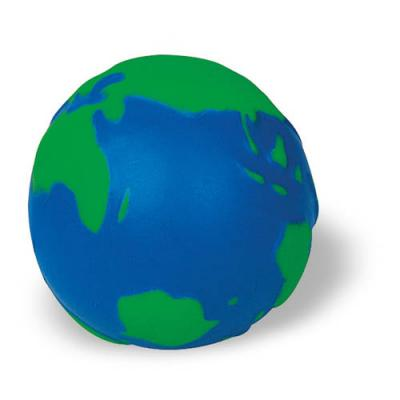 Image of Anti-stress ball globe