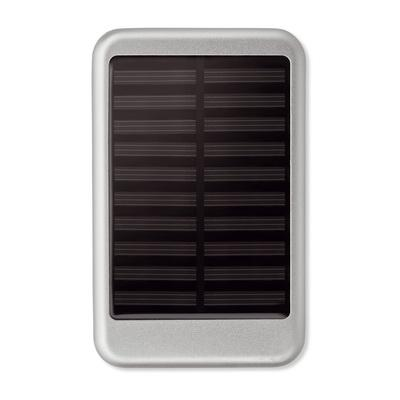 Image of 4000 mAH solar powerbank