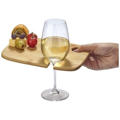 Image of Miller wine and dine appetizer plate