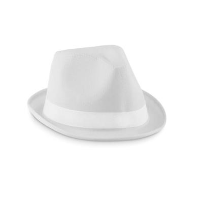 Image of Coloured polyester hat
