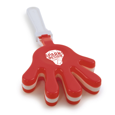 Image of Large Hand Clapper