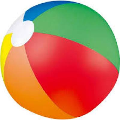 Image of Key West Beach Ball