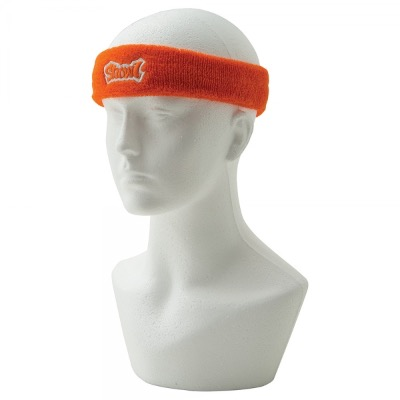 Image of Towelling Headbands (Cotton)