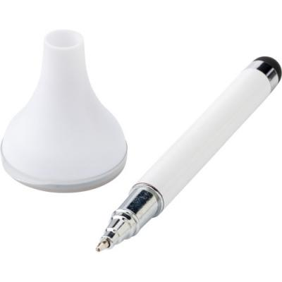Image of Ballpen with tip for all capacitive Screen Printeds and a Screen Printed cleaner.
