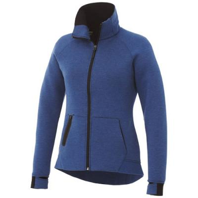 Image of Notch knit ladies jacket