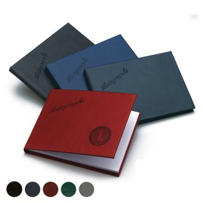 Image of Hampton Leather Autograph Book
