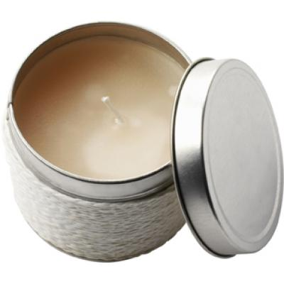 Image of Fragranced candle in a tin