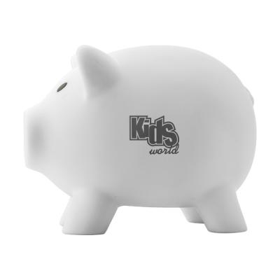Image of Plastic piggy bank