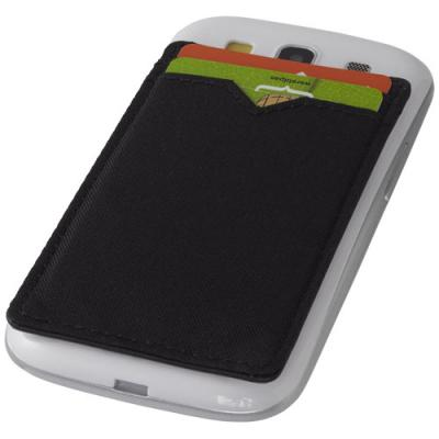 Image of Dual Pocket RFID Phone Wallet