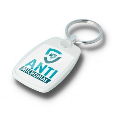 Image of Anti Microbial PFK Compact Keyring